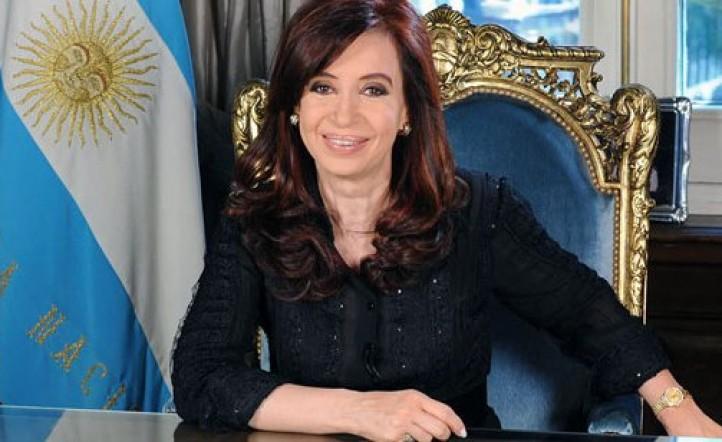 Cristina partió hacia Río Gallegos para recibir el 2011