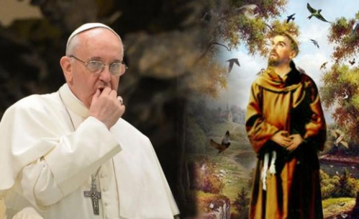 Papa Francisco: ¿Quién fue San Francisco de Asis, el inspirador de  Bergoglio? | InfoVeloz.com