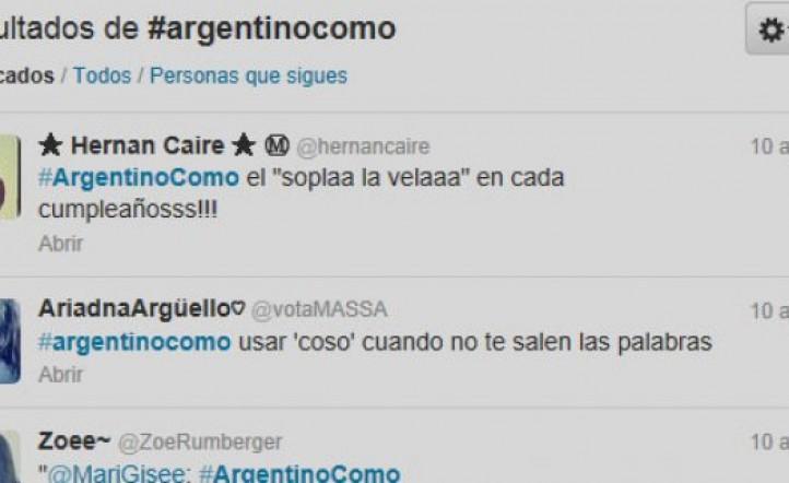 El Locutor De Peligro Sin Codificar Arrasa En Twitter Con Argentinocomo Infoveloz Com