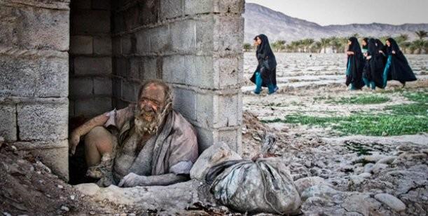60 años sin bañarse, el mas sucio del mundo - Imágenes