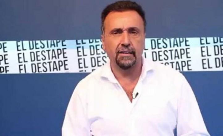 La palabra de Roberto Navarro tras haber sido desplazado de C5N