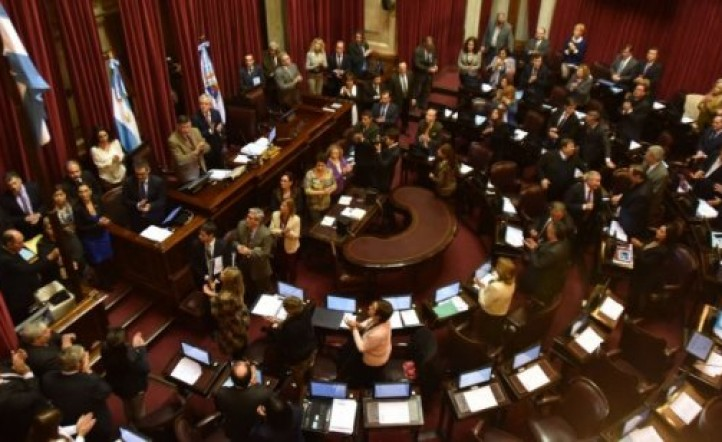 A pesar de la presión del Gobierno, el Senado dio media sanción al proyecto antidespidos