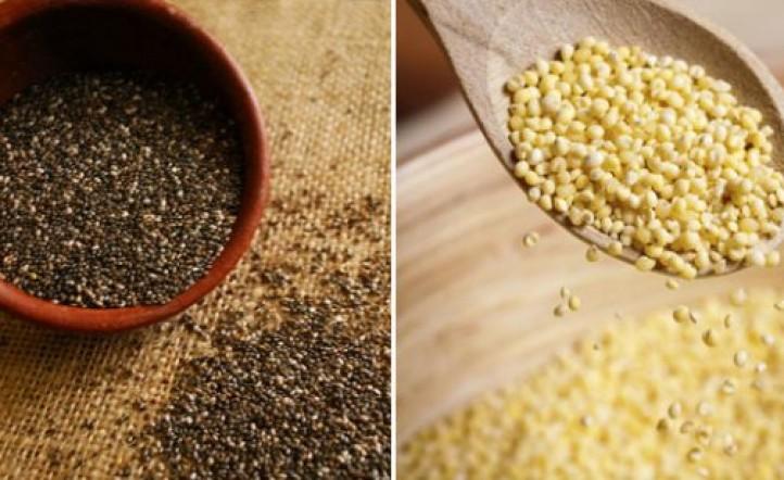 Video - #AlimentacionConsciente Diez razones para consumir semillas de chía y mijo