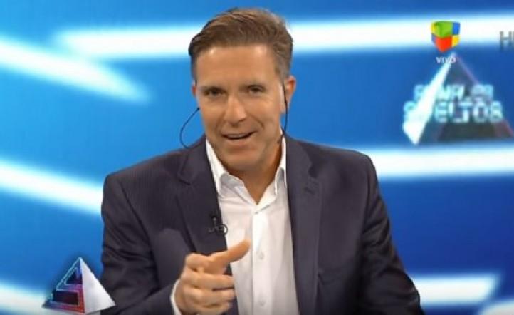 Video - Alejandro Fantino opinó sobre el triunfo de la Selección ante Colombia: Le ganamos a un equipo que no pateó al arco