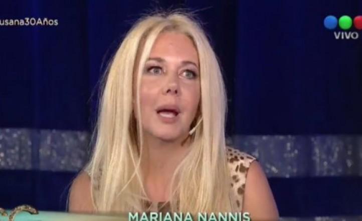 Mariana Nannis reveló qué hizo al descubrir los cuernos que le puso Caniggia