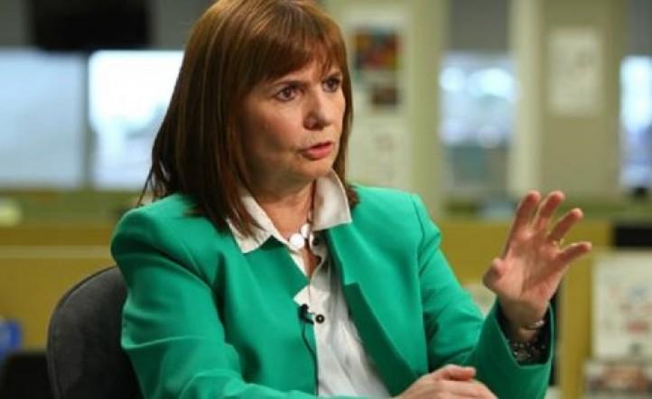 Habló Patricia Bullrich tras la detención del Señor K: La red estaría desarticulada