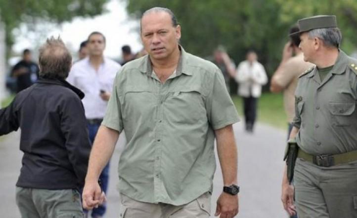 Sergio Berni: Si yo era secretario de Seguridad, a Maldonado no le hubiera pasado lo que le pasó