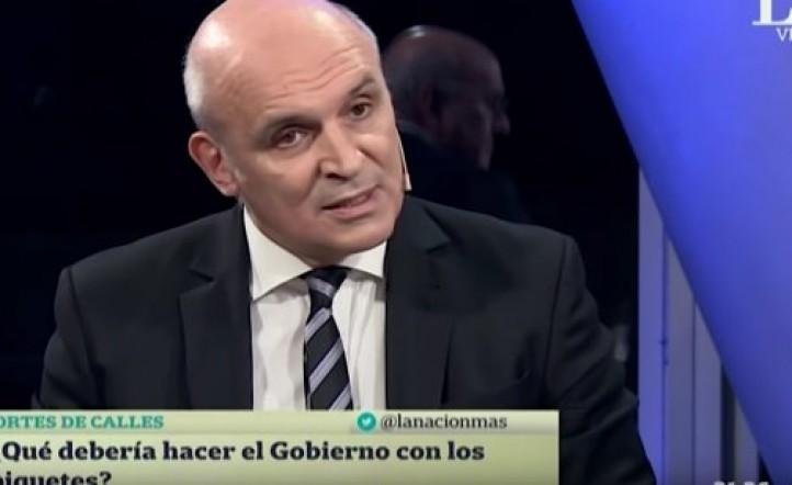 José Luis Espert, sobre las negociaciones con el FMI: Está mal, es terminar en la B