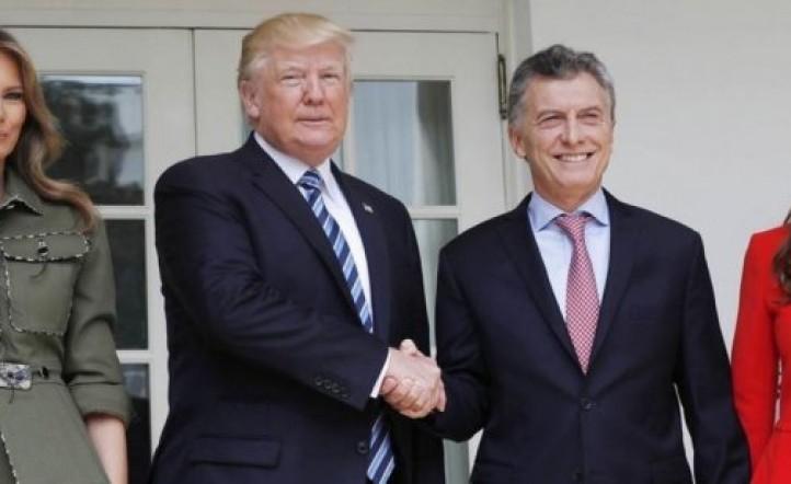 En busca de mayor apoyo, Mauricio Macri llamará a Donald Trump la próxima semana