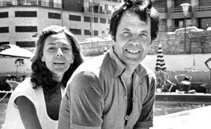 Guillermo Bredeston y su romance con Nora Cárpena: una atracción prohibida que se convirtió en una de las relaciones más duraderas del espectáculo