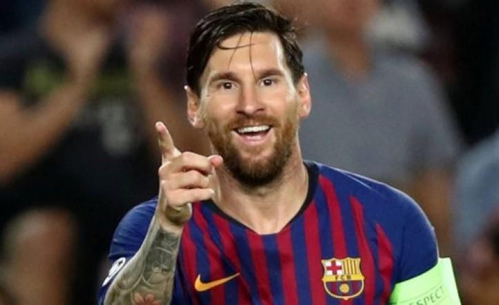 VIDEO - El increíble hat trick de Lionel Messi que le dio el triunfo al Barcelona ante el PSV