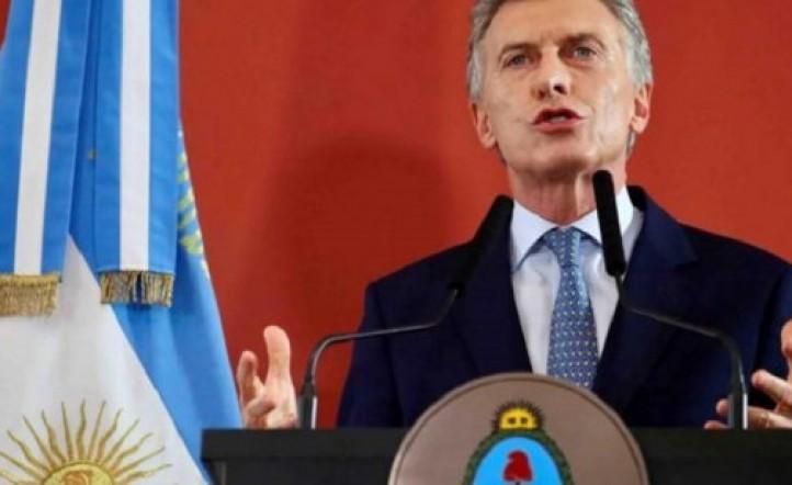 Mauricio Macri: No es justo que el 95% de las personas que no usan aviones tengan que pagar para que Aerolíneas funcione