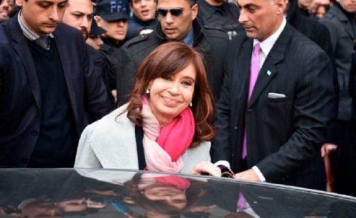 Casanello Dejo a Cristina Kirchner fuera de la causa de la ruta del dinero K