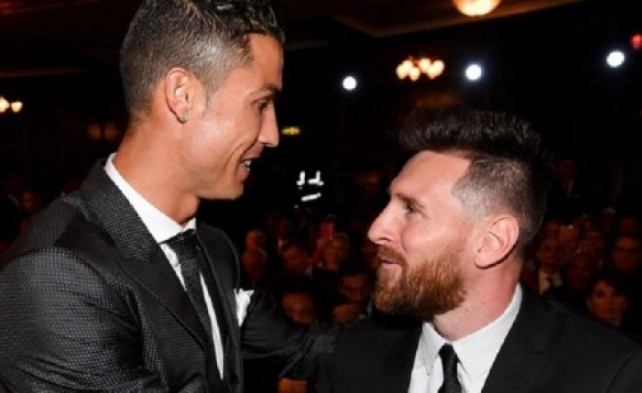 Messi y Cristiano Ronaldo verán la Superfinal Boca-River en el Bernabéu