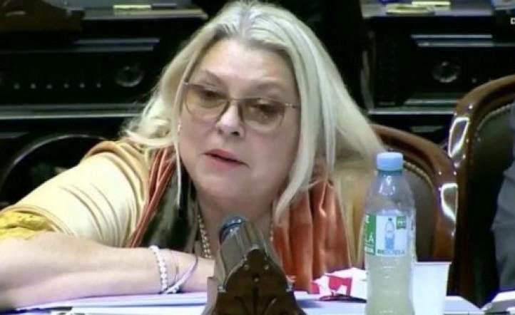 Reapareció Elisa Carrió con un duro mensaje para el Gobierno: En Cambiemos hay corruptos