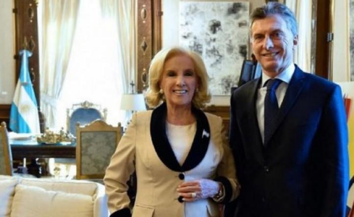La crítica de Mirtha Legrand a Mauricio Macri: Si fuera presidente, no me iría de vacaciones