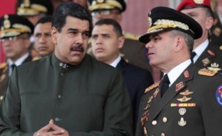 Revelan que el ministro de Defensa de Venezuela le pidió a Maduro que renunciara