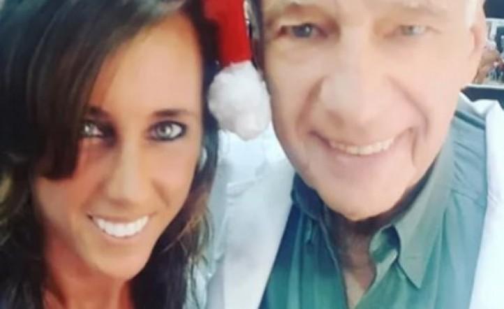 Las fotos de la nueva novia de Alberto Cormillot, 48 años menor que él