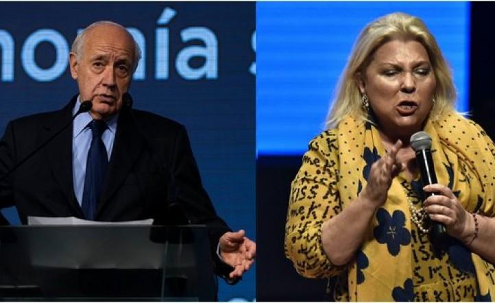 La respuesta de Roberto Lavagna a Elisa Carrió que lo tildó de soberbio e insoportable