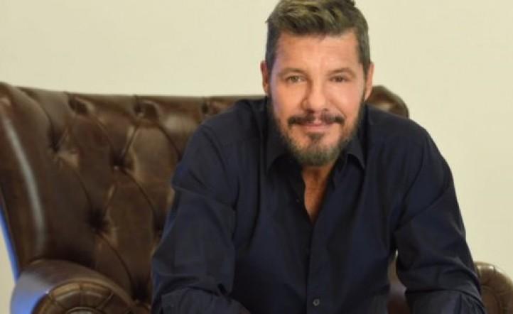 Tinelli se reunió en su casa con Lavagna y dijo Puede ser un gran candidato a presidente