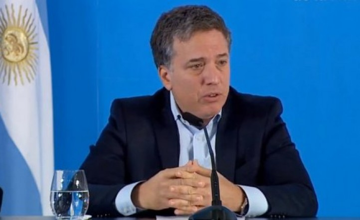 Luego del anuncio de medidas de Mauricio Macri, Nicolás Dujovne aseguró que la inflación tendrá otro pico en abril