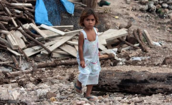 La pobreza infantil creció y afecta a más de 13 millones de chicos, según la UCA