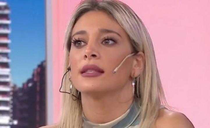 Sol Pérez relató que está siendo acosada por un hombre: Tengo miedo