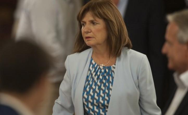 Movistar confirmó que el contacto con el que se mandaba mensajes DAlessio era Patricia Bullrich