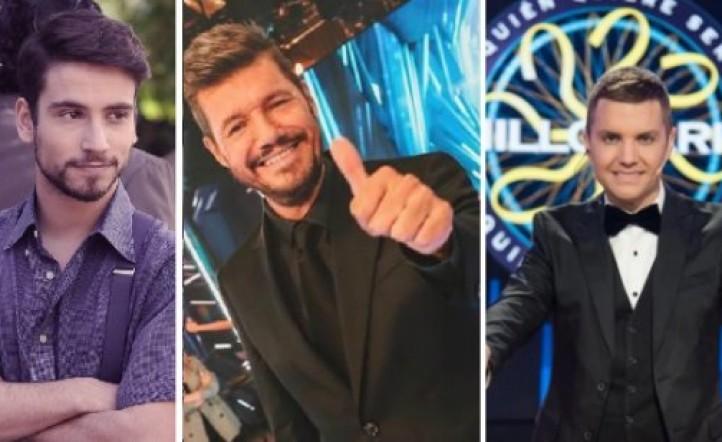 ¿Quién ganó la batalla del rating del martes: ATAV, Showmatch o Quién quiere ser millonario?