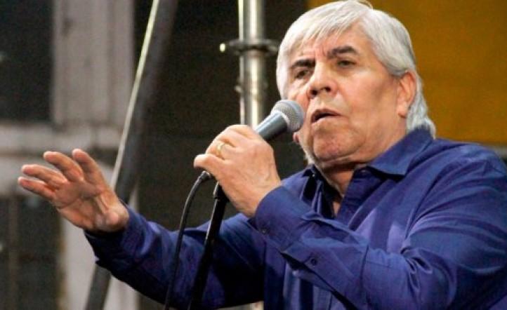 Hugo Moyano: La contundencia de este paro demuestra el rechazo de los trabajadores a las políticas que generan pobreza