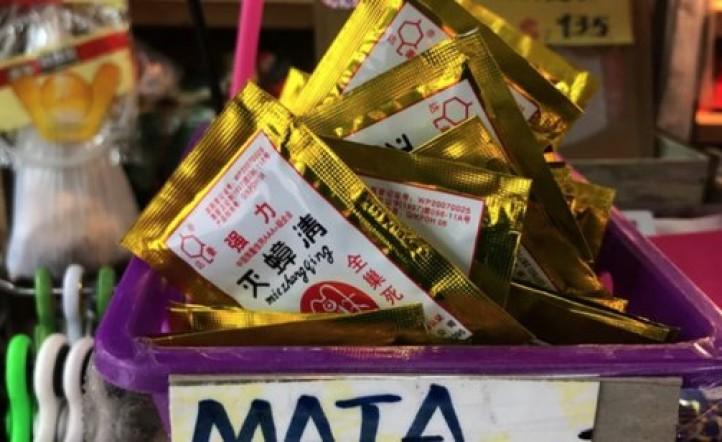 Los peligros del polvo chino mata cucarachas: prohibido por la ANMAT pero se usa igual
