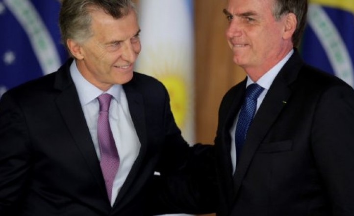 Bolsonaro impulsa un acuerdo Mercosur-UE y el gobierno argentino acompaña