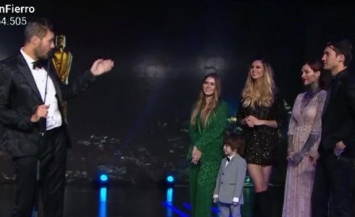 Martín Fierro 2019: la emoción de Marcelo Tinelli por el homenaje a los 30 años de ShowMatch