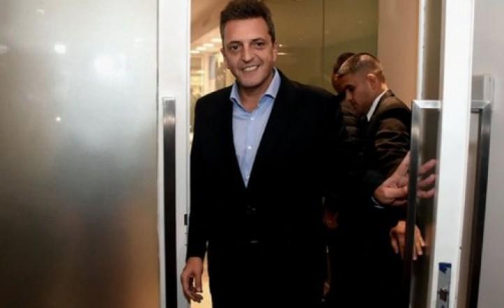 Sergio Massa tras la reunión con Alberto Fernández: Trabajamos en un programa de 12 puntos