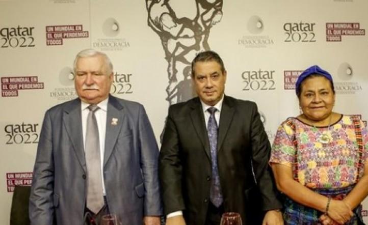 Qatar, Michel Platini, el deporte, la corrupción y la sangre