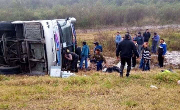 El fiscal apunta a una maniobra desafortunada en el accidente en Tucumán que produjo 15 muertos