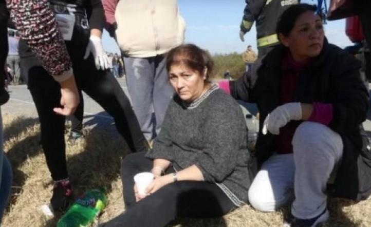 Tragedia de Tucumán: ella se salvó por hablar por celular con una amiga, pero su marido murió atrapado