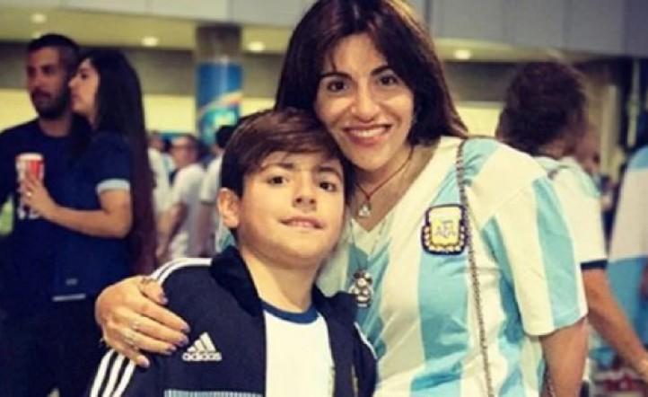 El disgusto de Gianinna Maradona durante el partido Argentina-Brasil: Fue horrible vivir 90 minutos con miedo