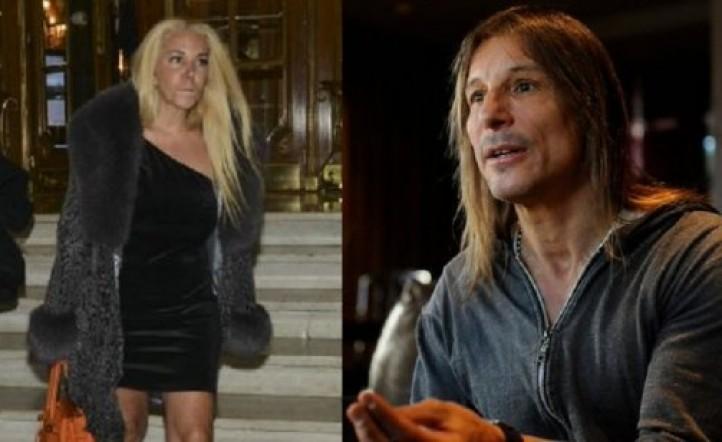 Escádalo: Mariana Nannis denunció a Claudio Paul Caniggia por violencia psicológica