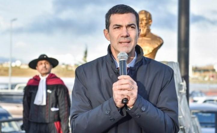 Urtubey en Ushuaia: Hemos armado un equipo federal que va a hacer crecer a la Argentina