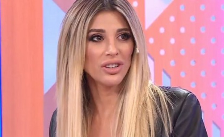 Tras la denuncia, Stefy Xipolitakis relató el feroz episodio que vivió Vicky con su marido