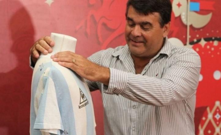 Jugador selección argentina