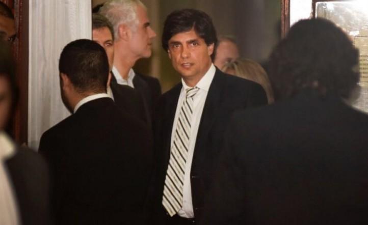 Hernán Lacunza reunión
