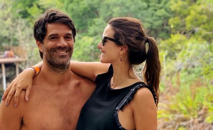 Luli  Fernandez marido