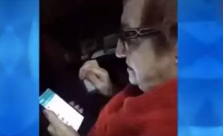 anciana cordobesa quiere las fotos de castro