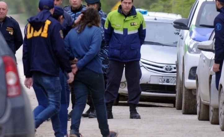 Detenidos Abril Caballé