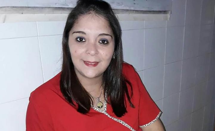Enfermera asesinada en San Nicolás
