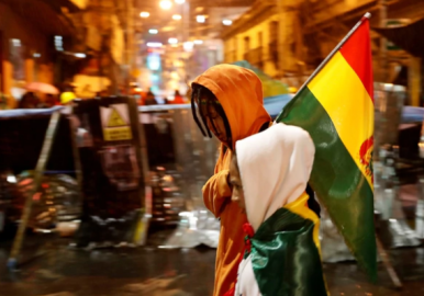 Matanza de Senkata ,Bolivia por ojos Argentinos