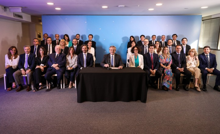 Gabinete Alberto Fernández