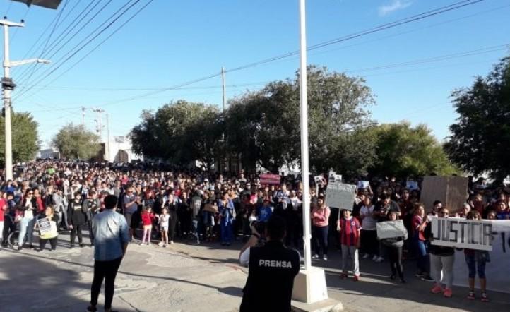 Marcha Puerto Deseado